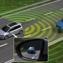 Kamery v autech nahradí problémy se slepým úhlem