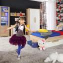 Dětský pokoj Nikki nabízí skvělé útočiště pro všechny děti