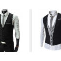 Pánské společenské vesty oživí oblek i džíny