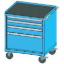 Dílenský vozík jako pojízdný pomocník do každé dílny