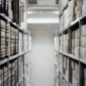 Archivace jako původce podivných zjevení! Jak se jich vyvarovat?