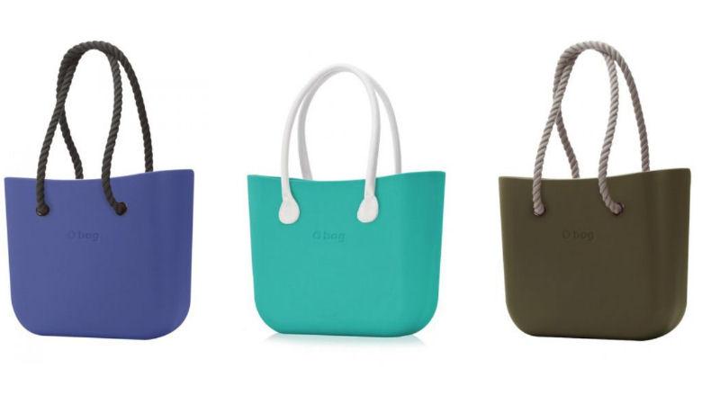 Hitem letošního léta jsou bezesporu silikonové kabelky. Jsou vesele barevné  a praktické. A každý den k nim můžete mít jiná držadla! 605ba8b19e
