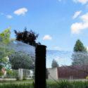 Automatické zavlažování zahrady šetří čas