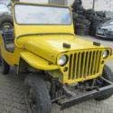 Chcete si koupit veterána? Co takový Jeep Willys?