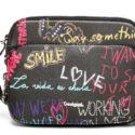 Nejkrásnější dámské kabelky Desigual pro podzimní dny – a nejen ty