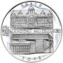 Stříbrné mince ČNB