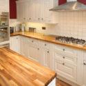Kuchyně s vůní dřeva