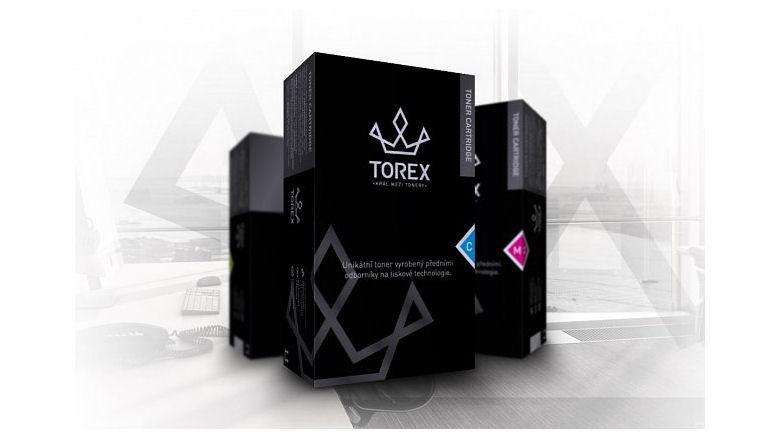 Alternativní tonery Torex