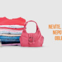 Nevyhazuje použité textilie, začněte s recyklací