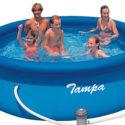 Jak postavit nafukovací bazén? Je to snadnější, než se domníváte!