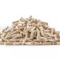 Dřevěné pelety zahřejí a zbaví vás starostí