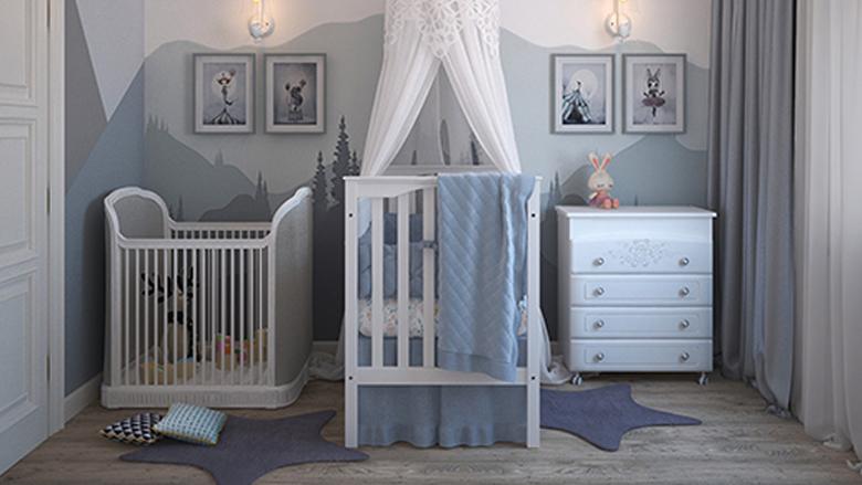 Foto: dětský pokoj