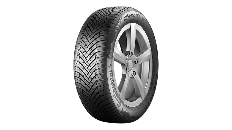 Foto: Celoroční pneumatika Continental AllSeasonContact