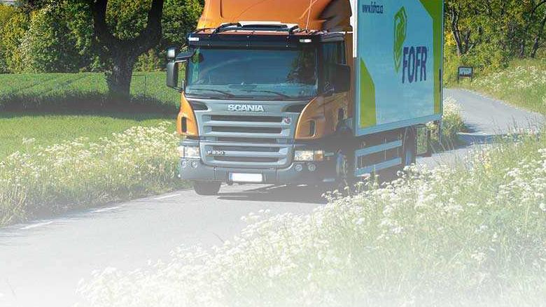 Fotografie: Fofr - přeprava balíků